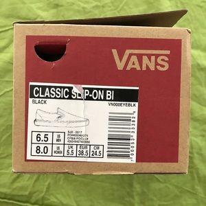 Vans Classic Slip- Ons